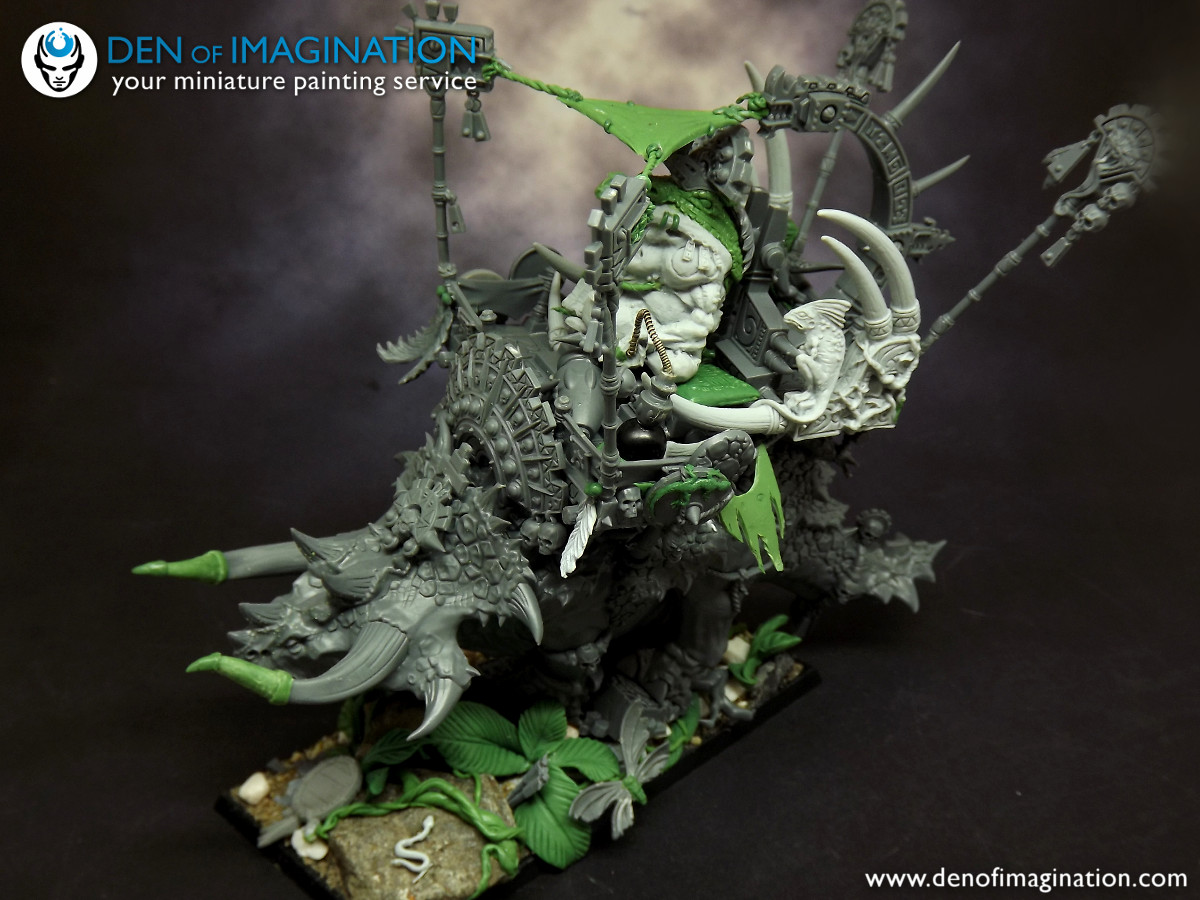 buy online 4b25b af858 Now this is a killer, Damn I do love this conversion. It has everything.  Kick ass Disnosaur monster, awesome mega mage, sage guy, some cool skink  servants, ...