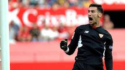 Crónica Sevilla FC 2 Vs FC Barcelona 1