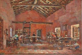 Leonie Matthis, genial pintora