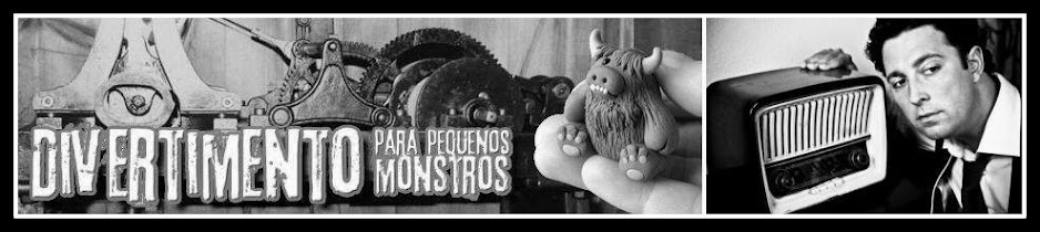 Divertimento para pequenos monstros. Rádio FilispiM, 93.9 FM (Ferrol)