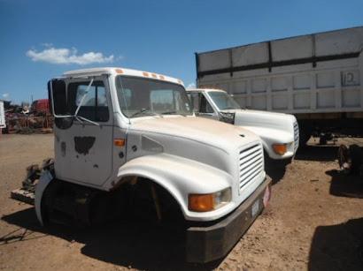 Armado recontruccion de camiones y venta de refacciones usadas enderezado y pintura - Venta de cabinas de pintura ...