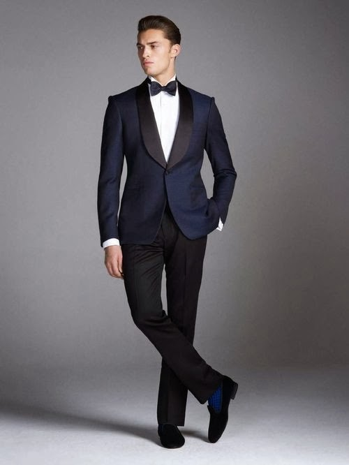 """What to wear for a """"Black Tie"""" event. 