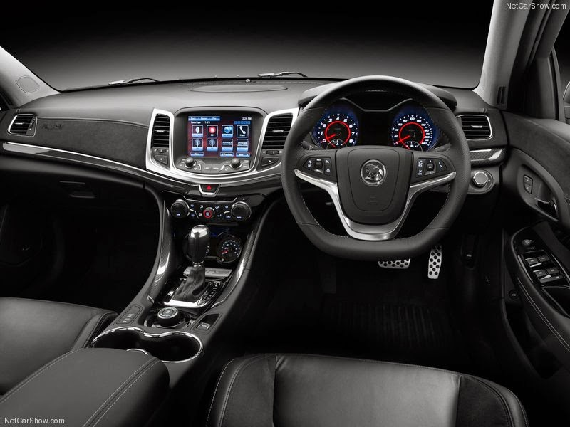 2014 Vauxhall VXR8