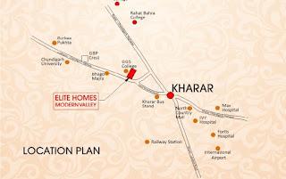 ELITE HOMES Kharar, 2BH Floors