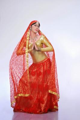 Xem Hoài Linh làm công chúa Ấn Độ quá hot