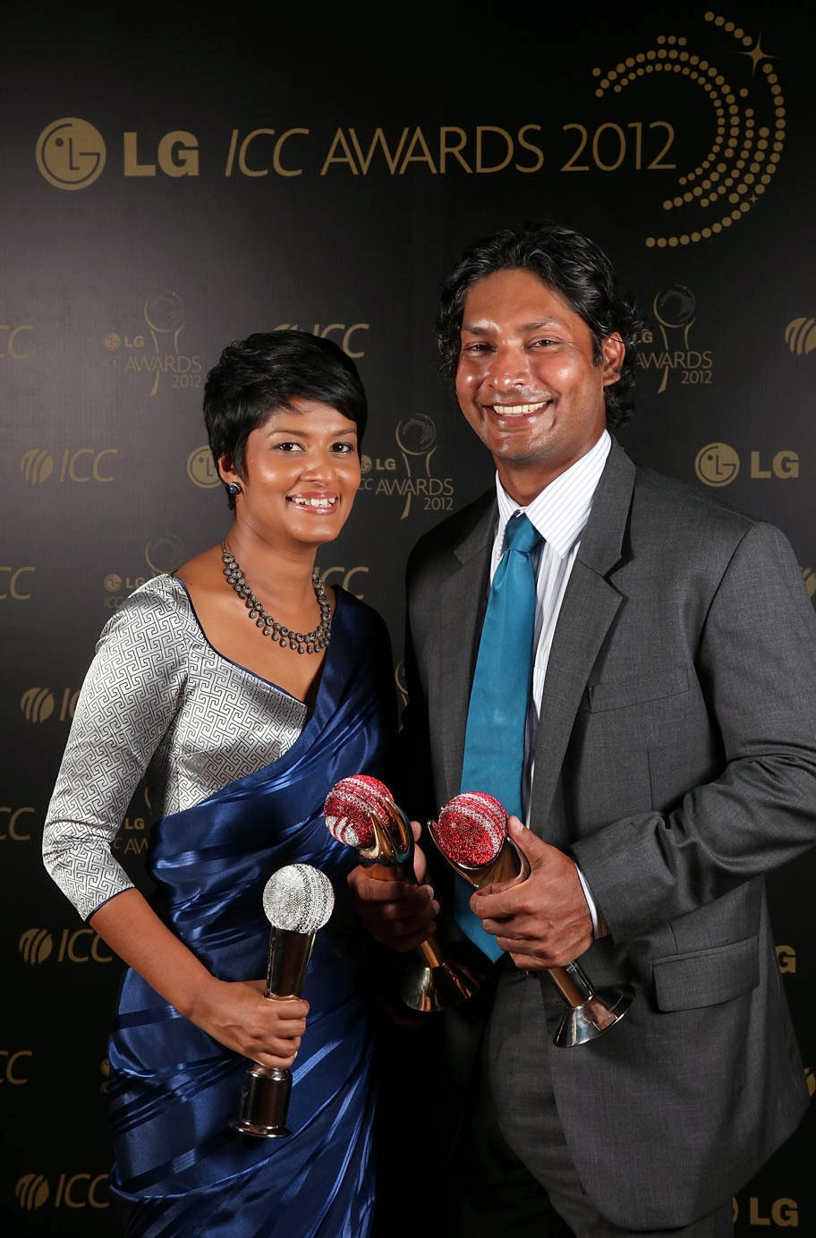 Sri Lankan Cricketer Kumar Sangakkara Family Photos Mere Pix