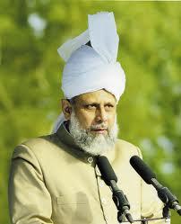 Mirza Masroor Ahmad