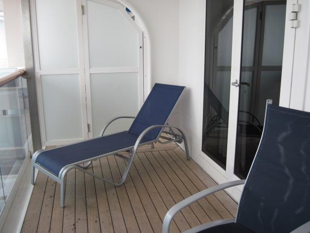 Travel reviews information carnival spirit 7 night for Alaska cruise balcony room