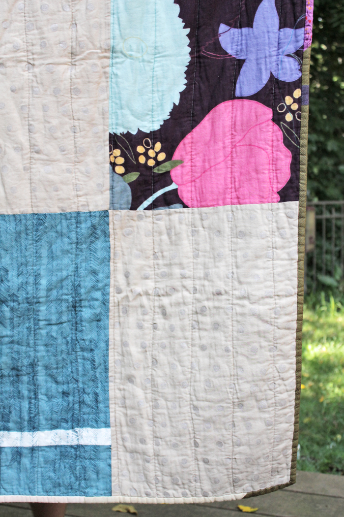 Quilting The Double Gauze No Quilt Imagine Gnats