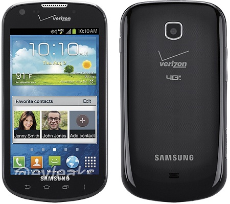 Verizon&#039;s Samsung Jasper Smartphone emerged