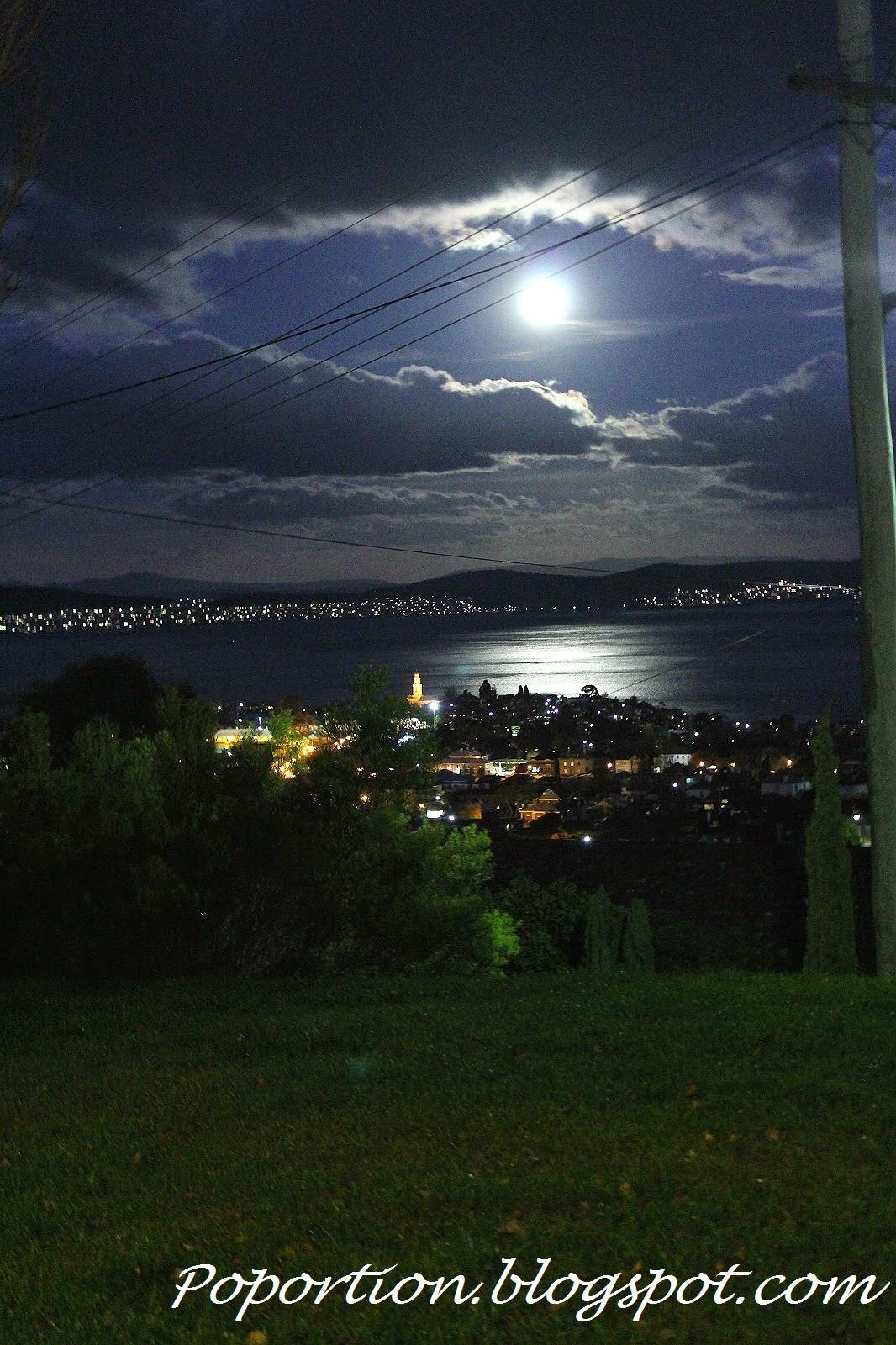 night scenery