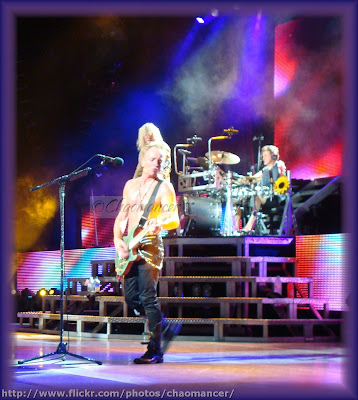 Phil, Sav, and Rick - 2009 - Def Leppard
