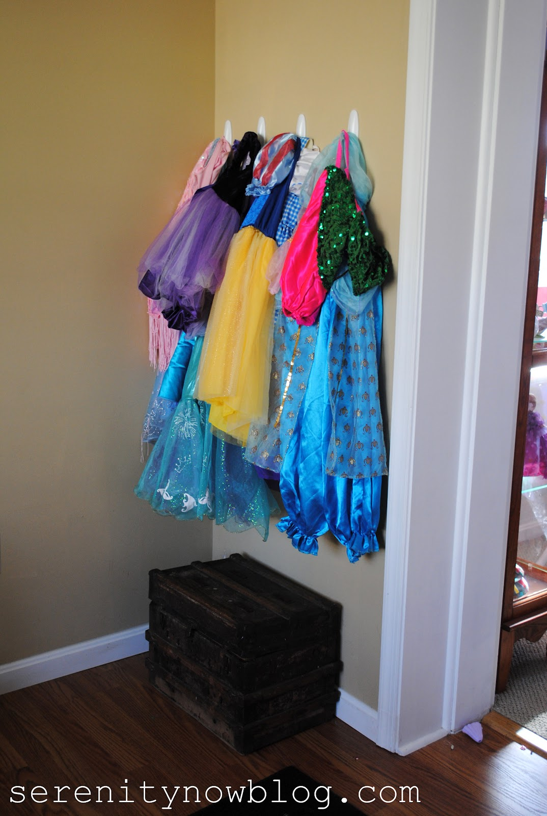Serenity now organizing solution storing dress up clothes - How to unshrink clothes three easy solutions ...