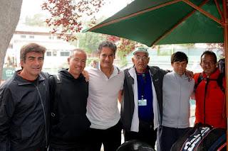 ITF SENIORS G1-CHILE - NOVEDADES