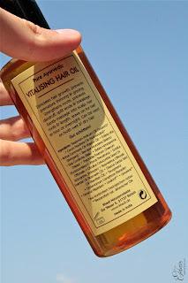 huile revitalisante khadi