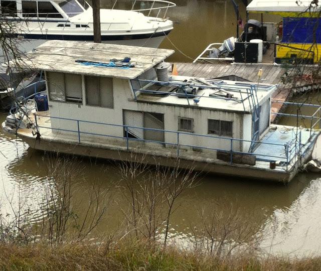 A Madcap Boat Scavenging Journey
