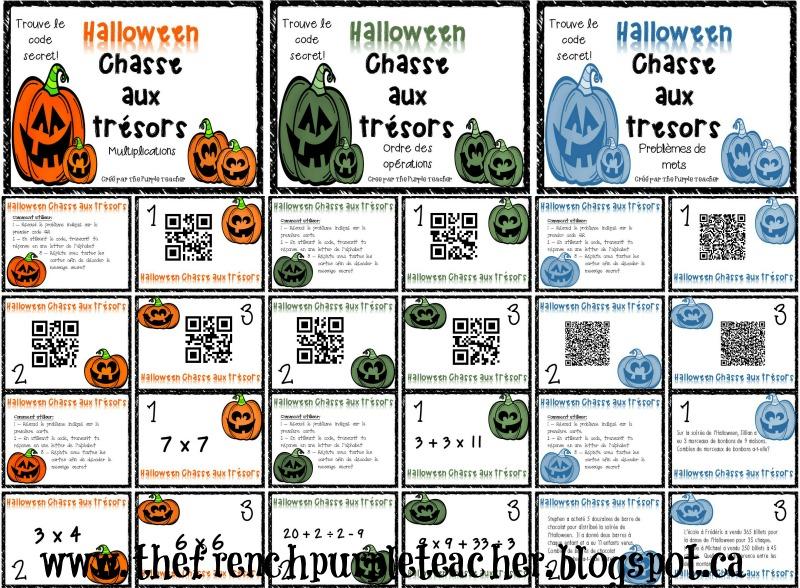 Préférence Chasse Au TréSor Halloween Gratuit OL38 | Jornalagora XQ58