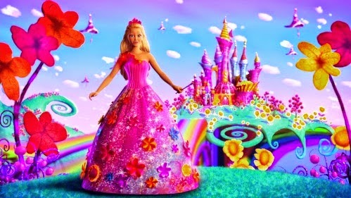 Barbie et la porte secr te 2014 films de barbie princesses - Film barbie et le cheval magique ...