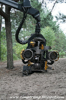 Oręż mechanicznego drwala