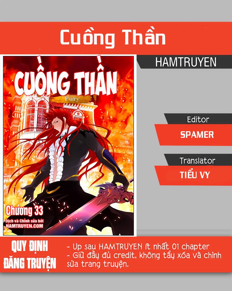 Cuồng Thần Chap 64 Upload bởi Truyentranhmoi.net