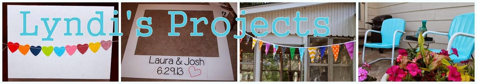 Lyndi's Projects