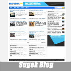 download template mas sugeng 2015 blogger template