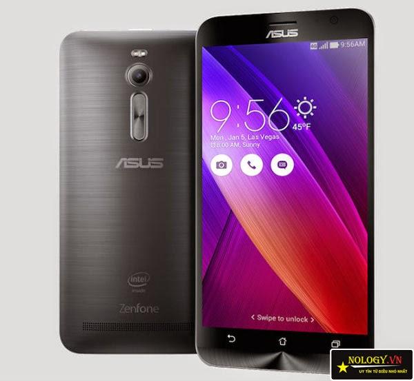 Asus Zenfone 2 - review chi tiết Asus Zenfone 2
