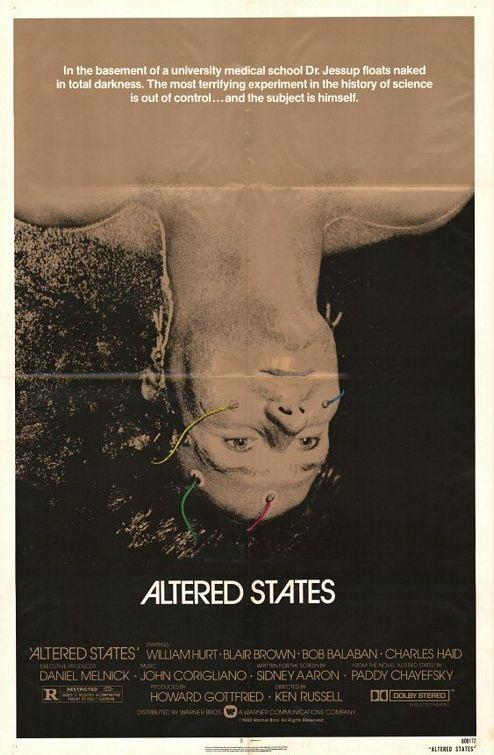 Altered states movie stills