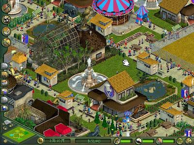 好玩的動物園經營養成遊戲,動物園大亨1(Zoo Tycoon1)+密技繁體中文版!