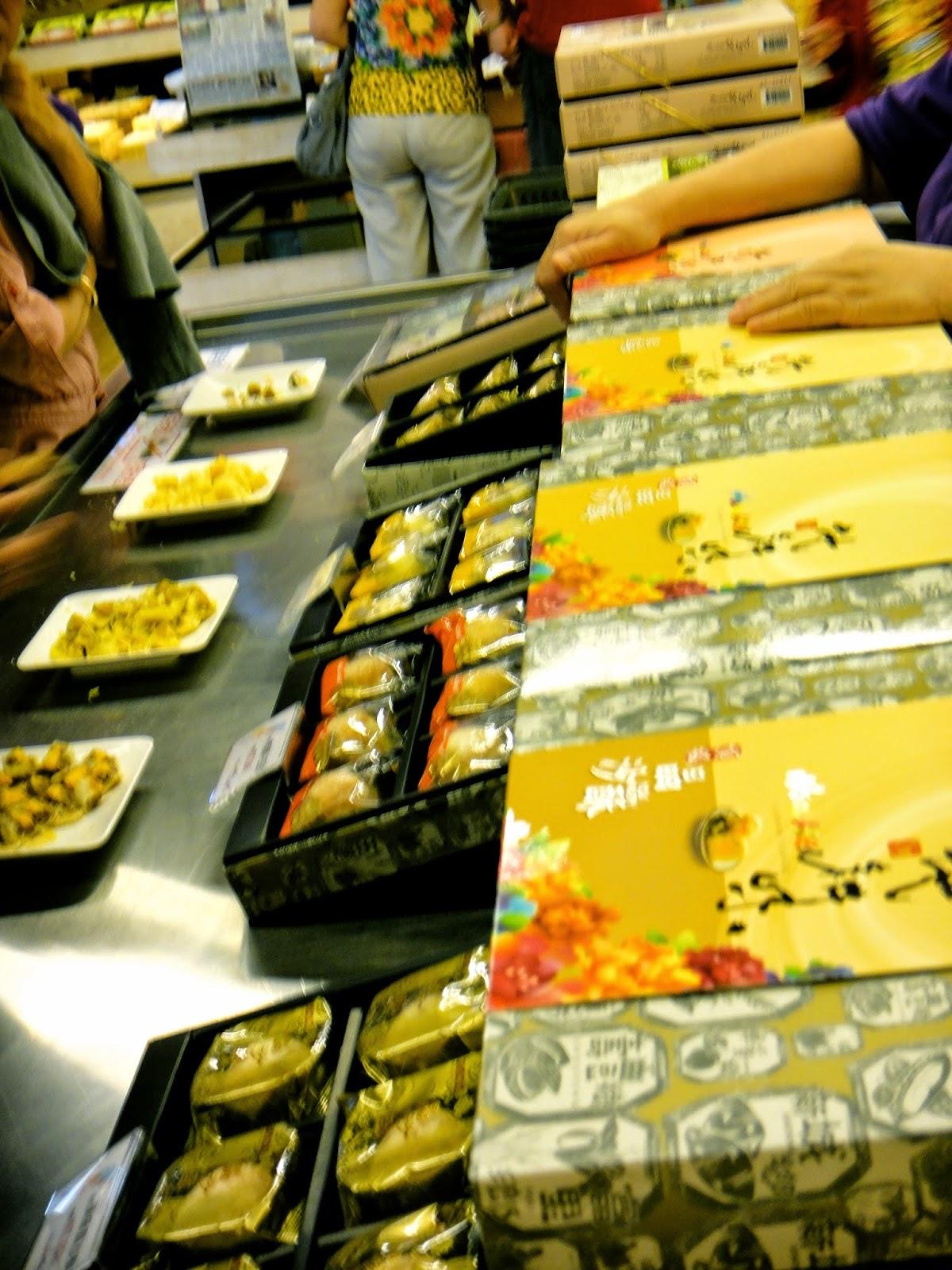 Taiwan Snack Tasting