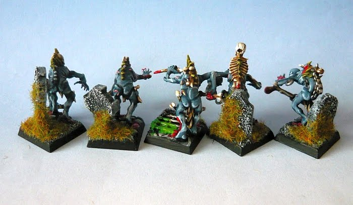 undead - New undead warband by Skavenblight Ghul3