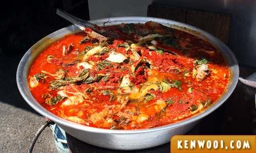 korea kimchi