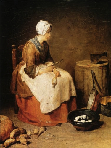 Mae 39 s food blog eighteenth century french kitchens for 18th century cuisine