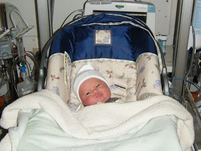 Car Seat Test in NICU