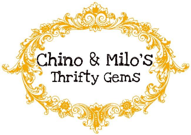 Chino & Milo's Thrifty Gems