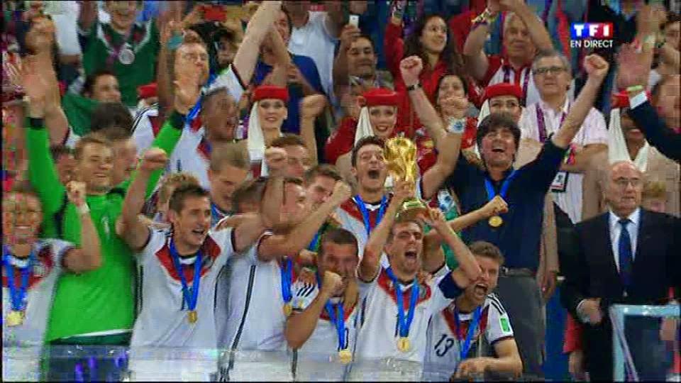 Allemagne 1 - 0 Argentine