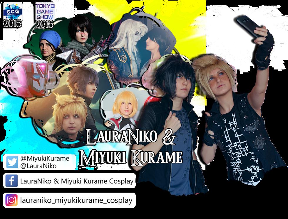 LauraNiko & Miyuki Kurame
