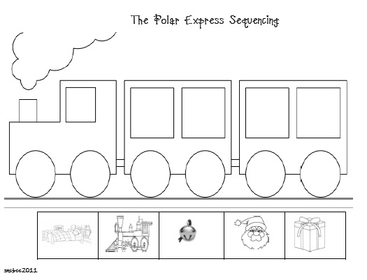 buggy for first grade the polar express