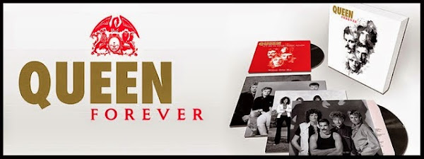Queen Forever Box Set 4 LP's edición limitada