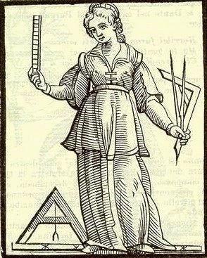Mujer con herramientas