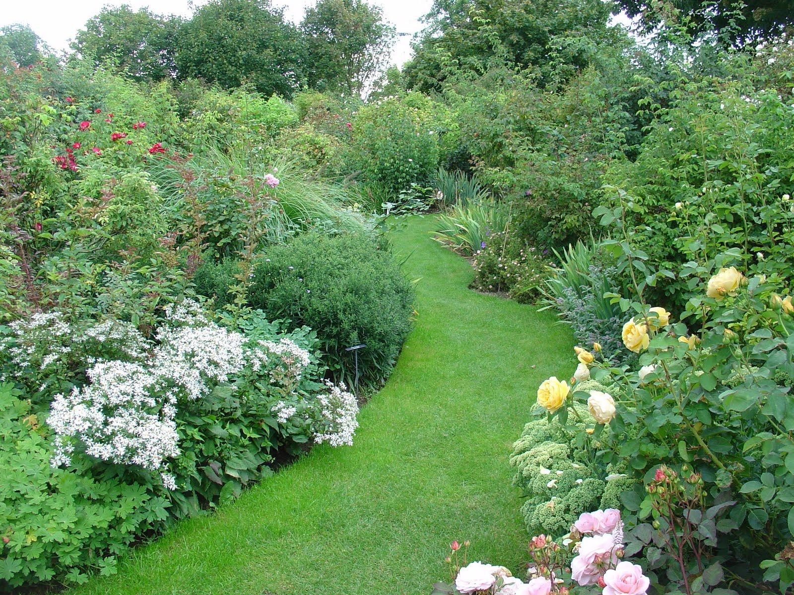 on verra au jardin le jardin de la p pini re andr eve. Black Bedroom Furniture Sets. Home Design Ideas