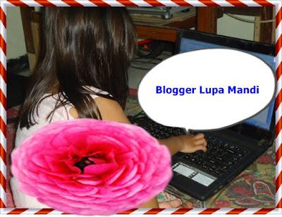 Blogger Lupa Mandi