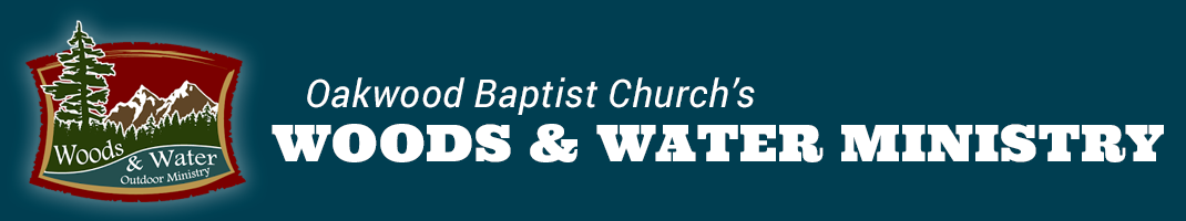 Oakwood Baptist's Woods and Water Outdoor Ministry