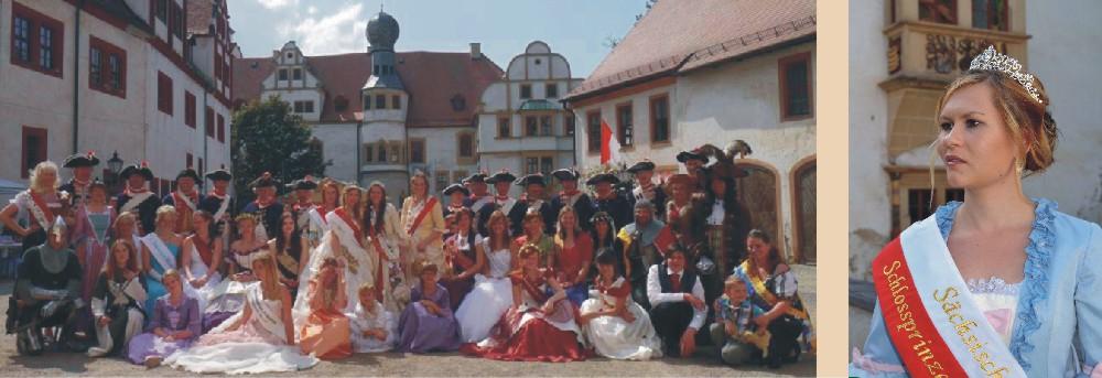 Sächsische Schlossprinzessin