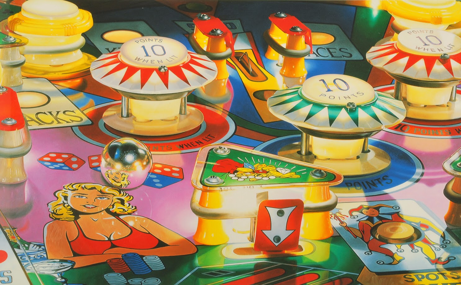 06-PinBall-3-Charles-Bell-Hyper-Realistic-Paintings-www-designstack-co