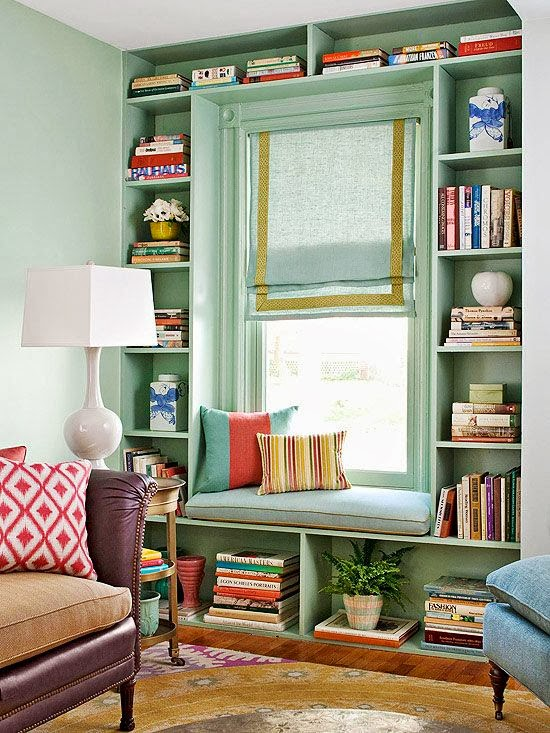 Belle Maison Inspiration Snapshot Built In Window Seat
