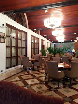 Manila Hotel Lobby