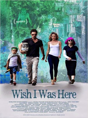 Wish I Was Here   BRRip AVI + RMVB Legendado