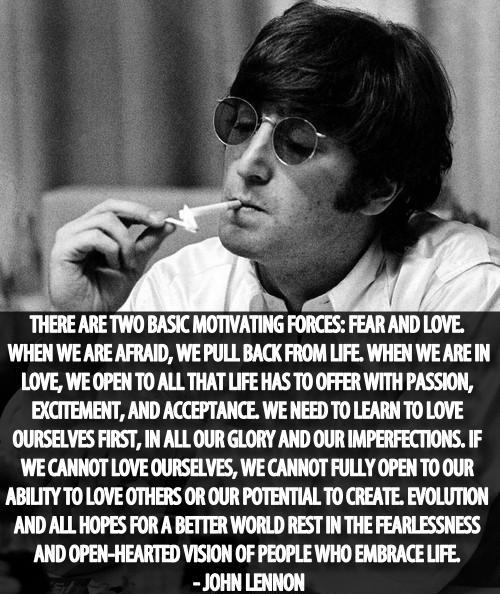 John Lennon Quotes About Love. QuotesGram