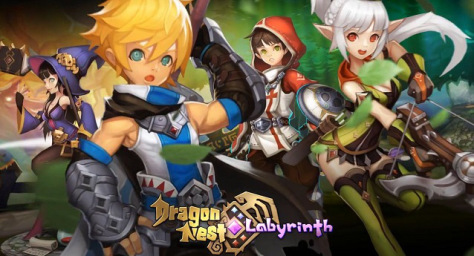 All Character Dragon Nest Dragon Nest Labyrinth is an